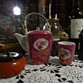艷紫色茶具.JPG
