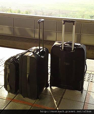 帶回土耳其的行李.JPG