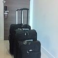 從曼谷出發的兩大一小行李(Oakwood Residence Sukhumvit 24)