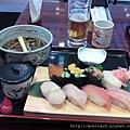 特選寿司セット    (京成友膳)