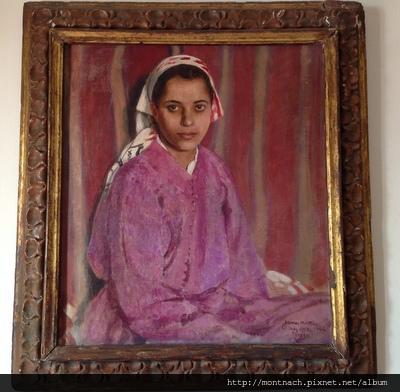 Zohra- 摩洛哥版的蒙娜麗莎
