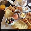Miranda Cafe吃摩洛哥式早餐