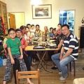台北聖誕聚餐