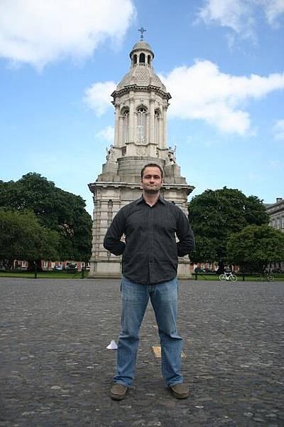愛爾蘭最古老的大學Trinity College.jpg