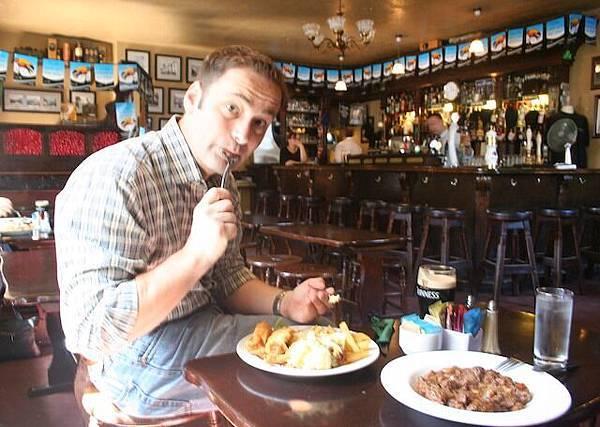 愛爾蘭歷史最悠久的pub Brazen Head (since 1198).jpg