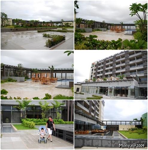 飯店的SPA與泳池設施~豐華會