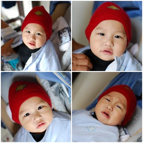 小紅帽Look