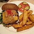花生醬胖漢堡