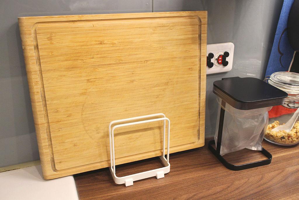 Plate日系框型砧板架 山崎生活美學 山崎收納 Yamazaki 廚房收納 砧板收納