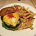 花椰菜胖漢堡