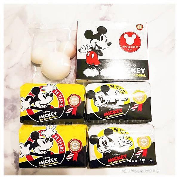 蜂王黑砂糖香皂 米奇90周年限量禮盒3.jpg