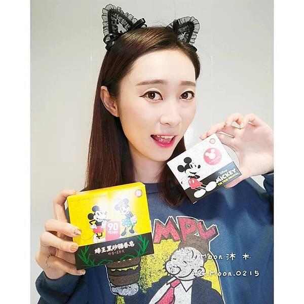 蜂王黑砂糖香皂 米奇90周年限量禮盒5.jpg