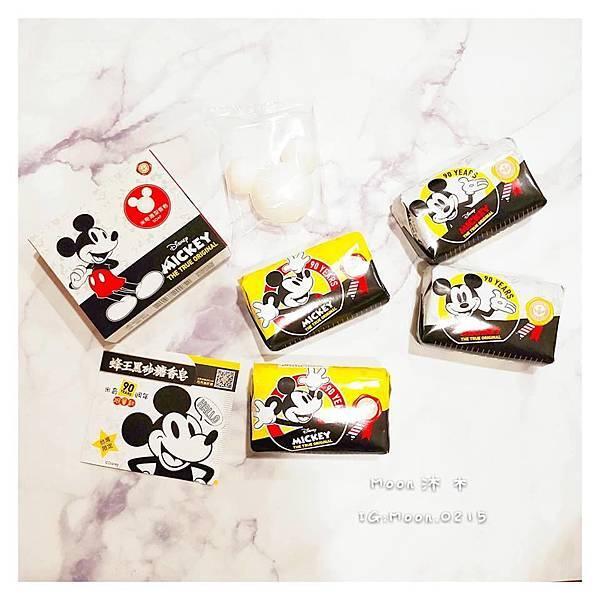 蜂王黑砂糖香皂 米奇90周年限量禮盒6.jpg