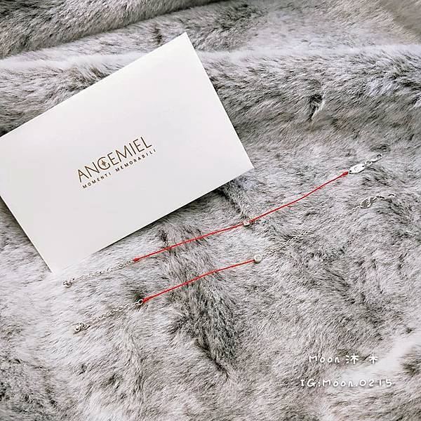 ANGEMIEL安婕米-鑽石紅繩手鍊2.jpg