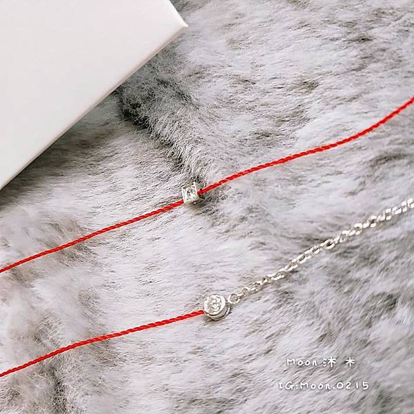 ANGEMIEL安婕米-鑽石紅繩手鍊1.jpg