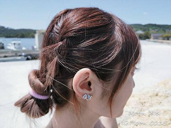 Lotin 迪世尼小美人魚 飾品 項鏈 耳環 手鍊 純銀項鏈推薦 迪世尼週邊商品 小美人魚系列商_12.jpg