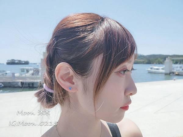 Lotin 迪世尼小美人魚 飾品 項鏈 耳環 手鍊 純銀項鏈推薦 迪世尼週邊商品 小美人魚系列商_16.jpg
