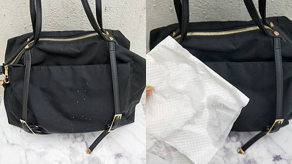 APPLIE 包包評價 推薦款式  Bobby 鎖鏈斜背腰包 浪跡天涯旅行袋 放置行李箱上 防水包包_190613_3.jpg