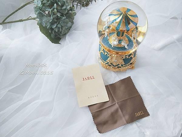 JARLL 旋轉木馬 水晶球 音樂盒 孔雀藍綠 冷瓷 讚爾藝術 情人節禮物推薦 生日禮物推薦 機場_9.jpg