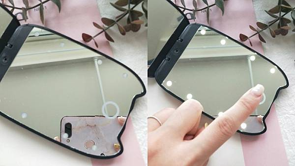 貓樂園 貓奴創意市集 貓咪週邊商品 貓咪圖案 LED鏡子 貓咪行李套 貓咪帽子 漁夫帽 貓咪包_11.jpg