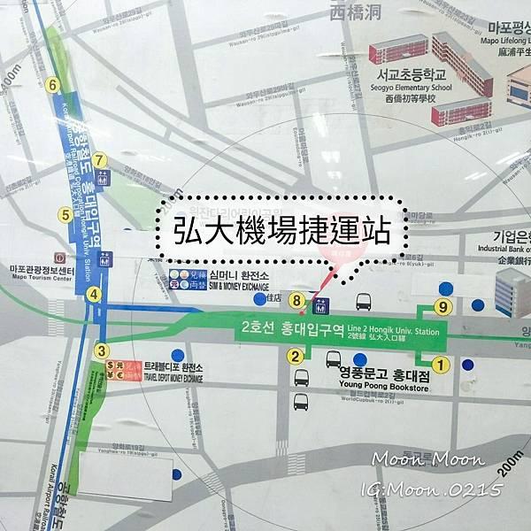 韓國首爾仁川 機場捷運 到弘大_190129_0010.jpg