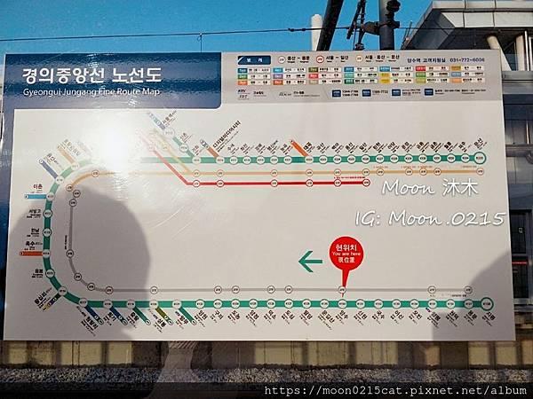 韓國 京畿道 陽平 兩水頭 京義中央線 景點 韓劇拍攝景點 她很漂亮 內在美 兩水站 冬季兩_1.jpg