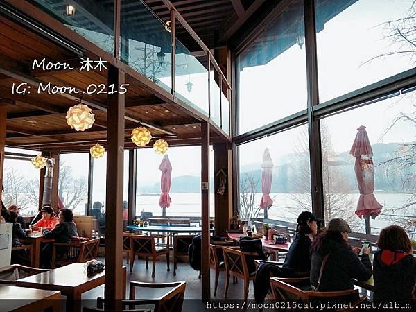 韓國 京畿道 陽平 兩水頭滿景咖啡廳 京義中央線 景點 韓劇拍攝景點 她很漂亮 內在美 兩水站 冬季兩_4