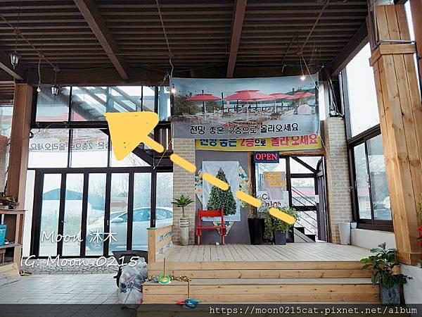 韓國 京畿道 陽平 兩水頭滿景咖啡廳 京義中央線 景點 韓劇拍攝景點 她很漂亮 內在美 兩水站 冬季兩_6