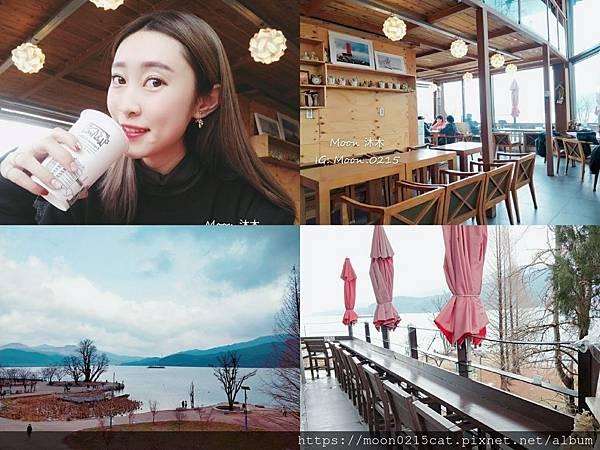 韓國 京畿道 陽平 兩水頭滿景咖啡廳 京義中央線 景點 韓劇拍攝景點 她很漂亮 內在美 兩水站 冬季兩_17