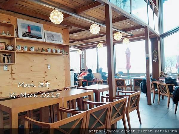 韓國 京畿道 陽平 兩水頭滿景咖啡廳 京義中央線 景點 韓劇拍攝景點 她很漂亮 內在美 兩水站 冬季兩_15
