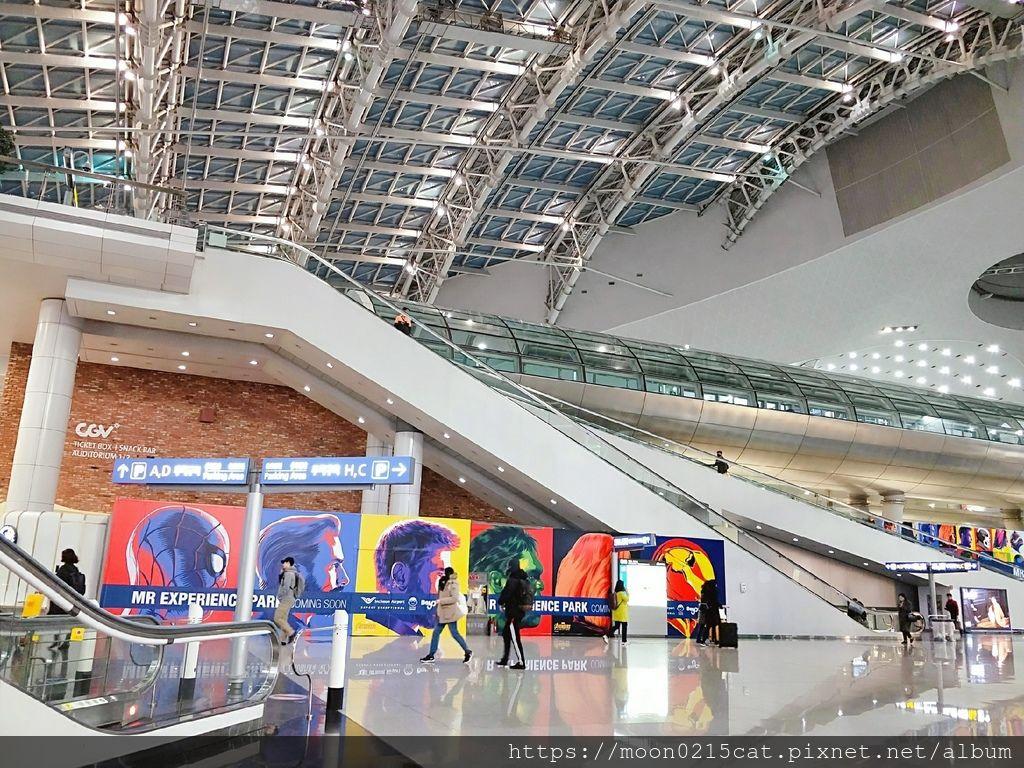 韓亞航空 韓國首爾仁川機場 自助行李託運_190129_0016.jpg