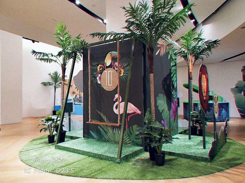 BELLAVITA 週年慶 展覽 奇幻叢林 熱帶叢林 小市集 拍照經典 Ig打卡 台北景點_190910_0002.jpg