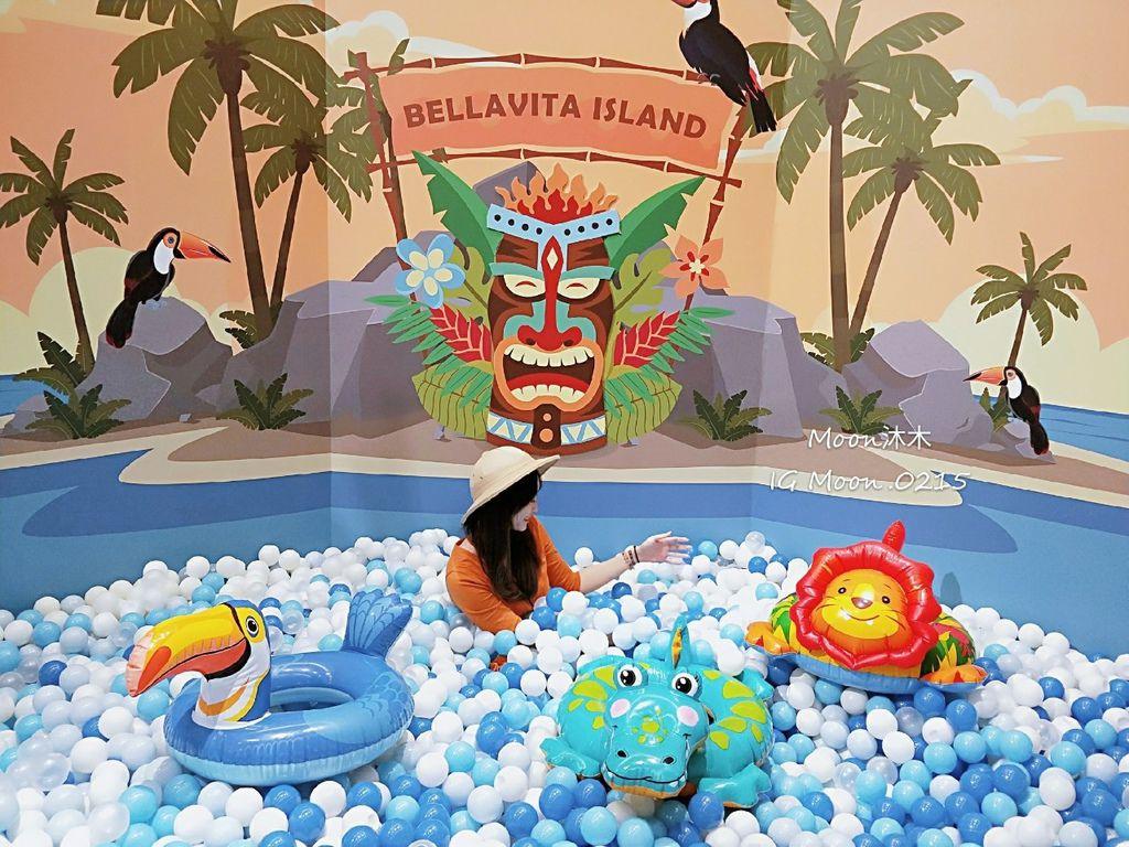 BELLAVITA 週年慶 展覽 奇幻叢林 熱帶叢林 小市集 拍照經典 Ig打卡 台北景點_190910_0038.jpg