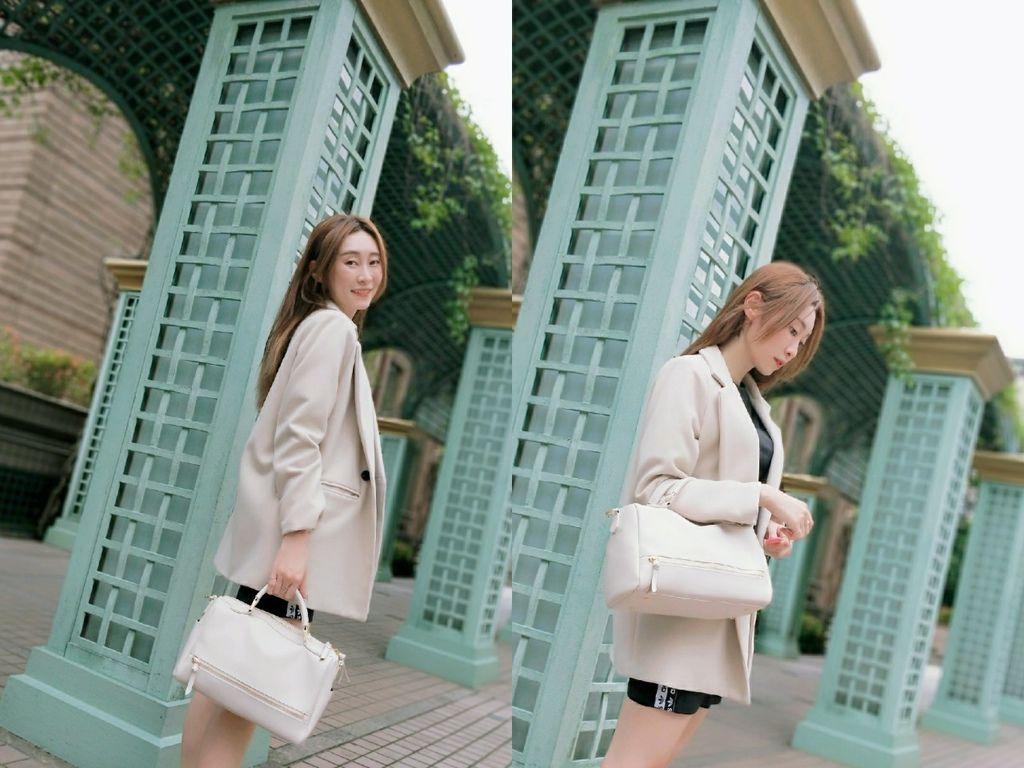 夏秋季一週穿搭RM包包 ROBINMAY 包包評價 新款 門市地址 繡球幾何手提包 熱賣包_200701_9.jpg