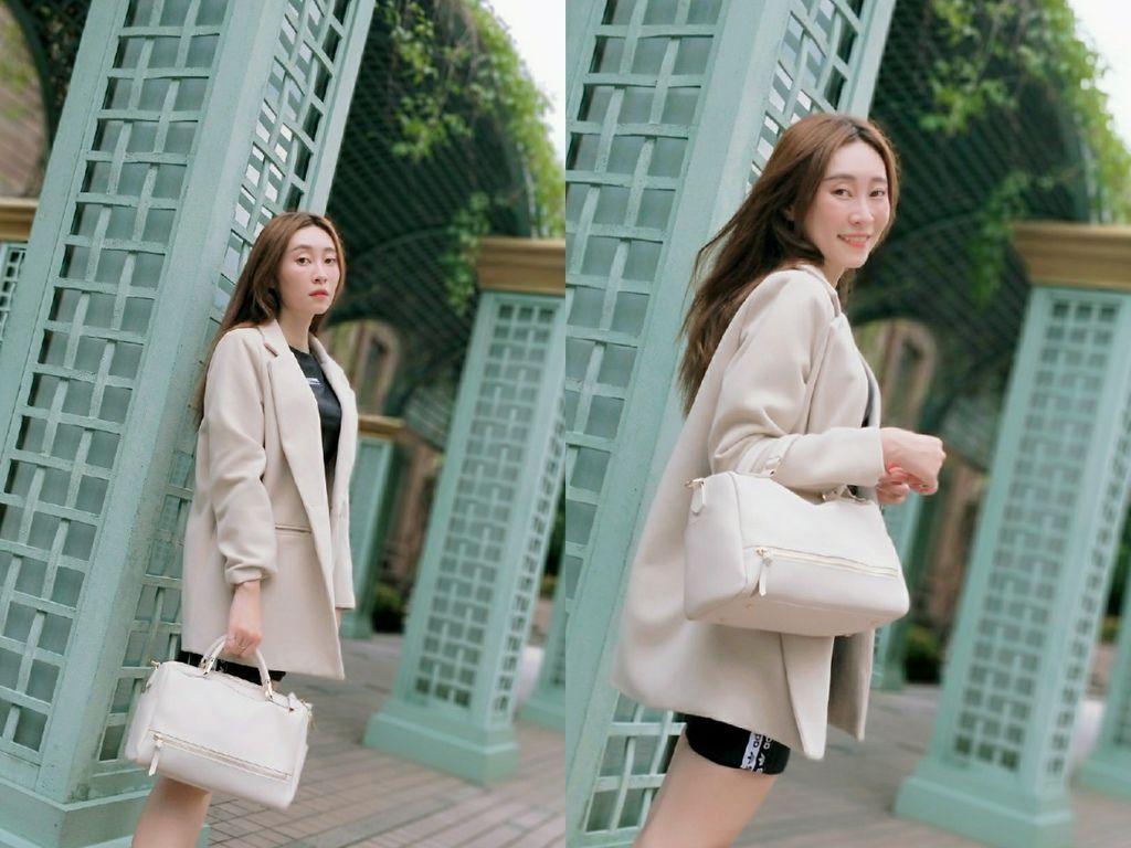 夏秋季一週穿搭RM包包 ROBINMAY 包包評價 新款 門市地址 繡球幾何手提包 熱賣包_200701_10.jpg
