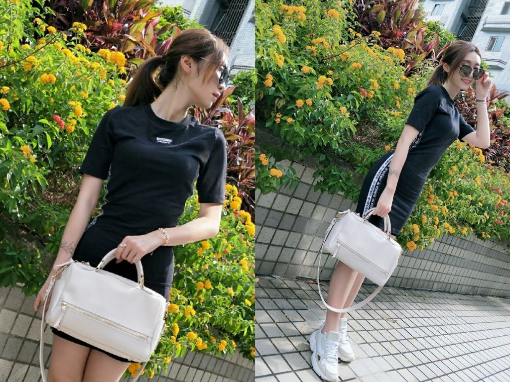 夏秋季一週穿搭RM包包 ROBINMAY 包包評價 新款 門市地址 繡球幾何手提包 熱賣包_200701_11.jpg