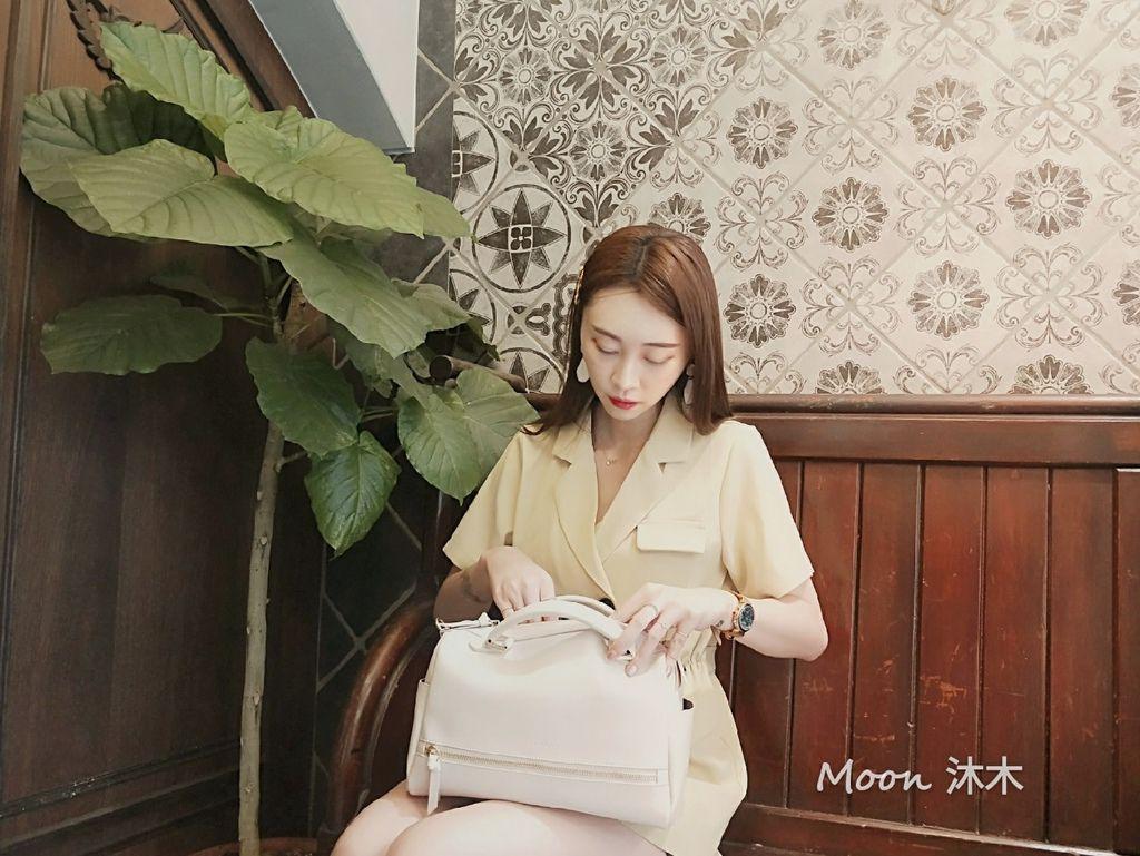 夏秋季一週穿搭RM包包 ROBINMAY 包包評價 新款 門市地址 繡球幾何手提包 熱賣包_200701_66.jpg