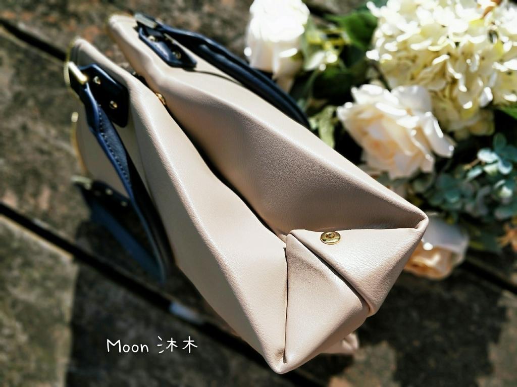hanaa-fu 台灣 哪買 評價 百變摺疊造型 2021包包推薦 2020 奶茶色包包 百搭包包_200804_13.jpg