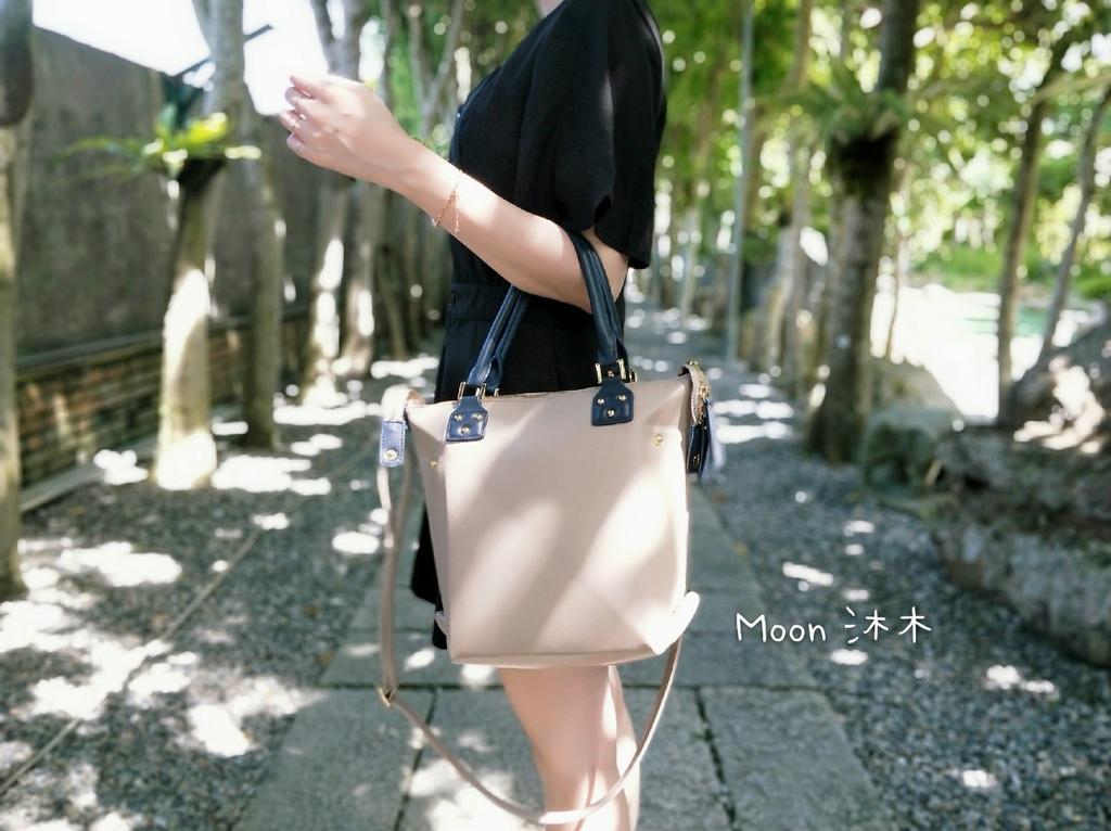hanaa-fu 台灣 哪買 評價 百變摺疊造型 2021包包推薦 2020 奶茶色包包 百搭包包_200804_42.jpg