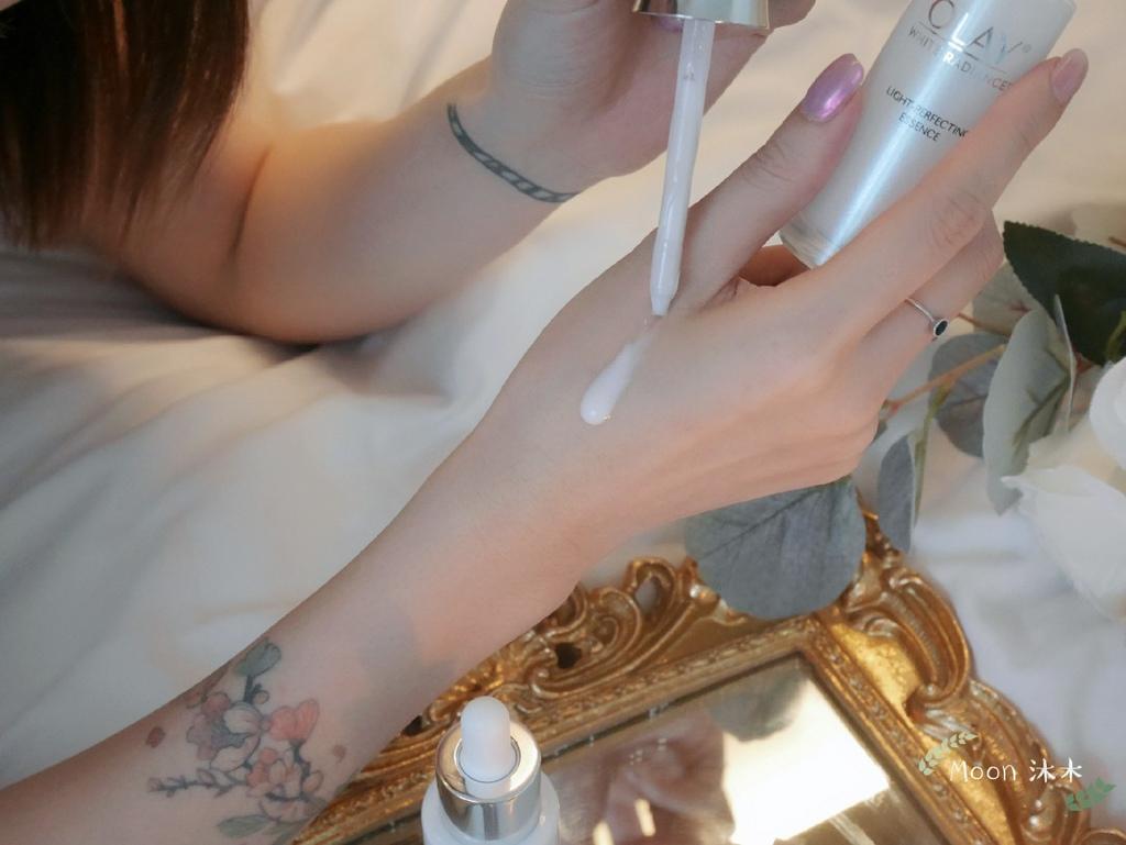 歐蕾評價有用嗎 OLAY ProX 光感小白瓶 淨白肌精華 光感小白瓶 開架美白精華 淡斑精華推薦_2_11.jpg