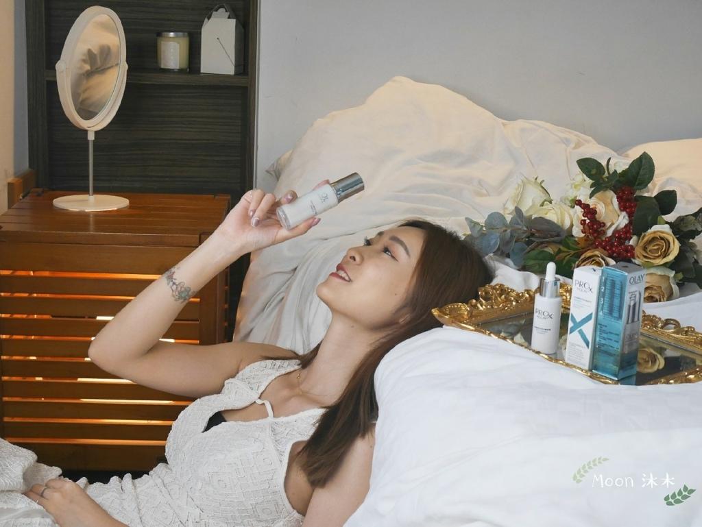歐蕾評價有用嗎 OLAY ProX 光感小白瓶 淨白肌精華 光感小白瓶 開架美白精華 淡斑精華推薦_2_28.jpg