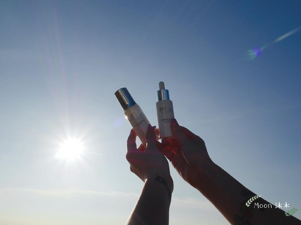 歐蕾評價有用嗎 OLAY ProX 光感小白瓶 淨白肌精華 光感小白瓶 開架美白精華 淡斑精華推薦_2_35.jpg