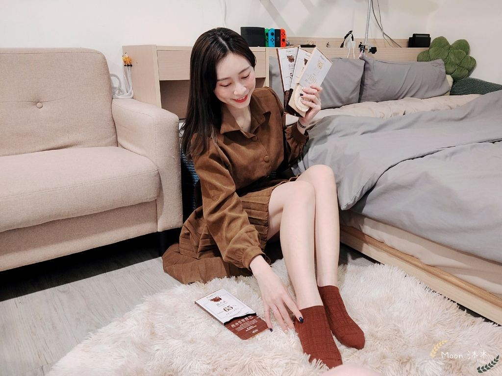 巧克力戀人襪子 PureSox 恋人よ巧克力 巧克力襪 襪子 船型襪 中筒襪 情人節禮物2021_210323_2_8.jpg