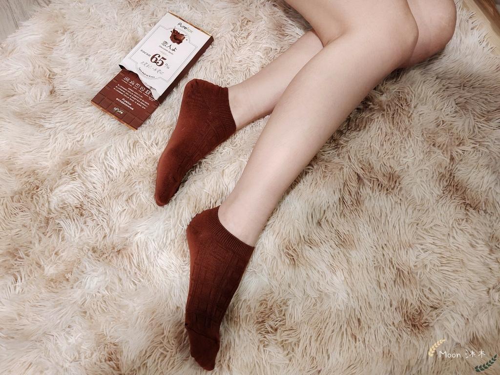 巧克力戀人襪子 PureSox 恋人よ巧克力 巧克力襪 襪子 船型襪 中筒襪 情人節禮物2021_210323_3_4.jpg