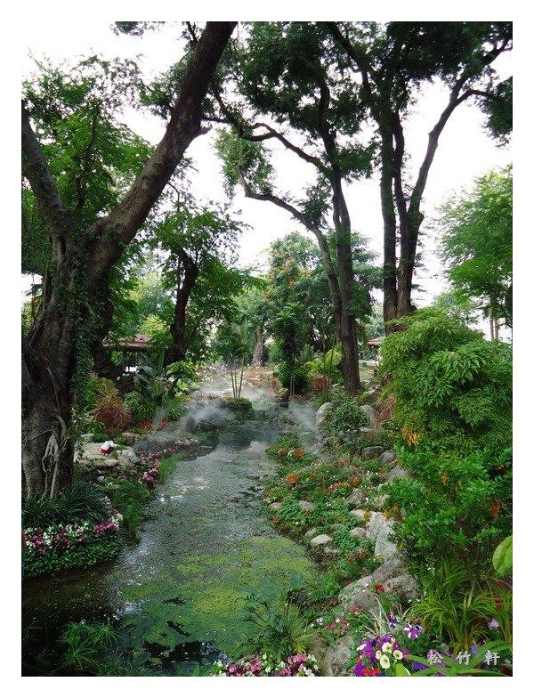 穿上彩衣的台南公園(下)