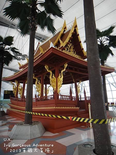 泰國的機場