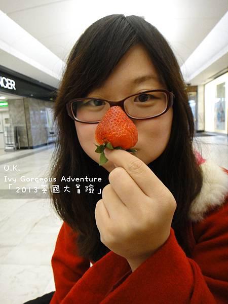 正宗草莓鼻