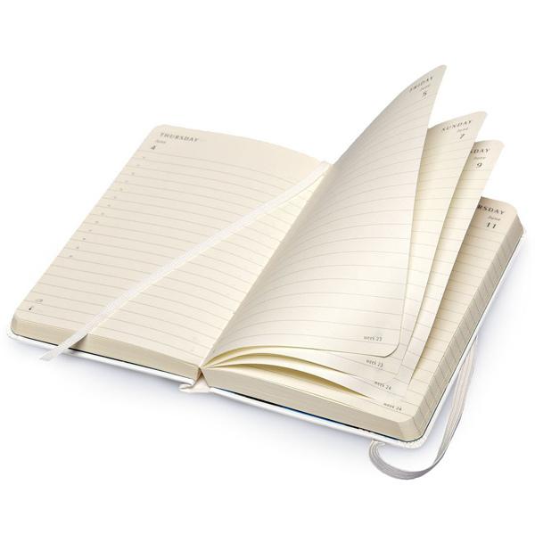 MOLESKINE2015年星際大戰限量版日誌(白色硬封面/口袋型)