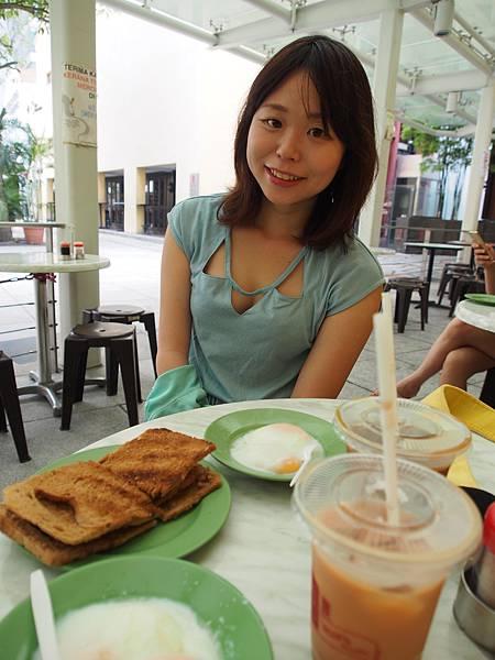 亞坤早餐店