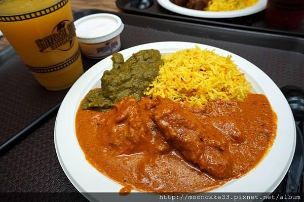 還是印度咖哩最對我的胃